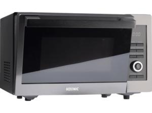 KOENIC KMWC 3019 DB Mikrowelle (1000 Watt)