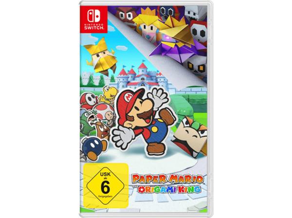 Paper Mario - The Origami King  für Nintendo Switch online