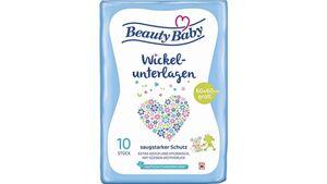 Beauty Baby Wickelunterlagen, 60x60 cm