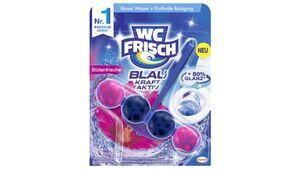 WC Frisch Kraft-Aktiv Blauspüler Blüten-Frische