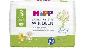 HiPP Babysanft Windeln Midi 3 Einzel