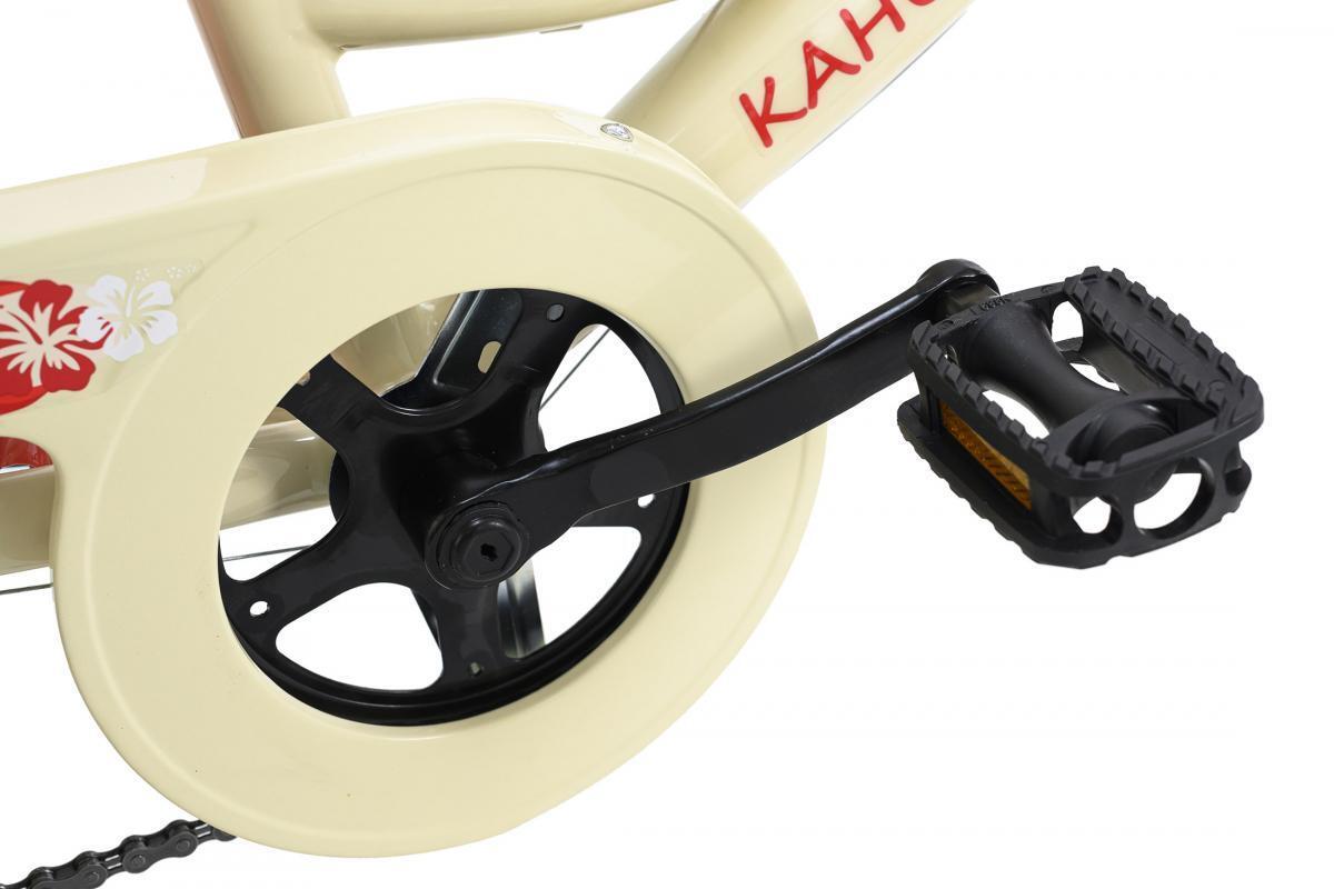 Bild 3 von KS Cycling Kinderfahrrad 20'' Kahuna beige-rot RH 34 cm
