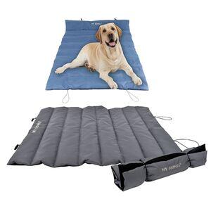 Outdoor-Liegematte Oxford für Hunde 95x75cm