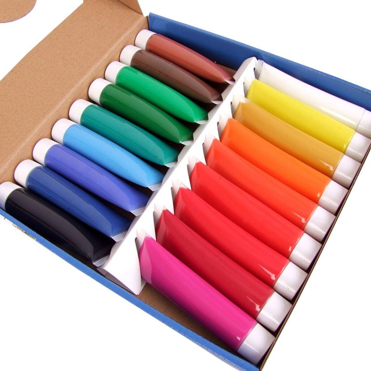 Bild 1 von Artist & Co Acrylfarben 18-teilig