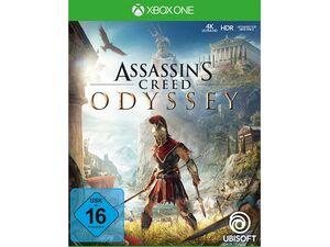 Assassin's Creed Odyssey, für Xbox One, für 1 Spieler, USK 16