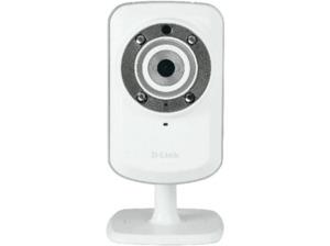 D-LINK DCS 932 L/E Day & Night Überwachungskamera, Auflösung Video: 640 x 480 Pixel, Weiß