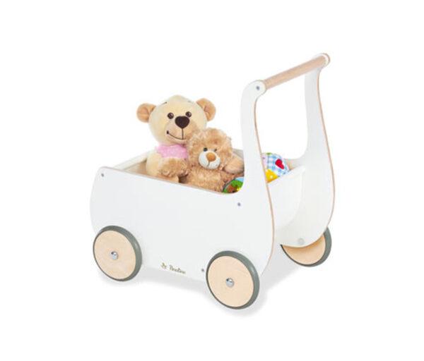 Pinolino-Puppenwagen »Mette«, weiß