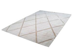 KAYOOM Web-Teppich Luxury 210 Elfenbein / Taupe