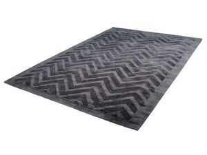 KAYOOM Web-Teppich Luxury 410 Grau / Anthrazit
