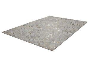 KAYOOM Designerteppich Spark 110 Elfenbein / Gold
