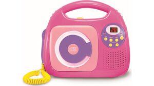 Müller - Toy Place - CD Spieler pink