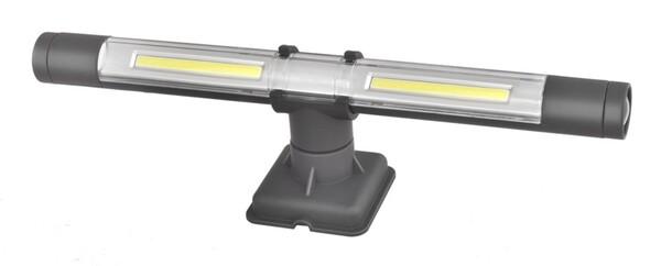 I-Glow Lichtstab 2in1 - Schwarz