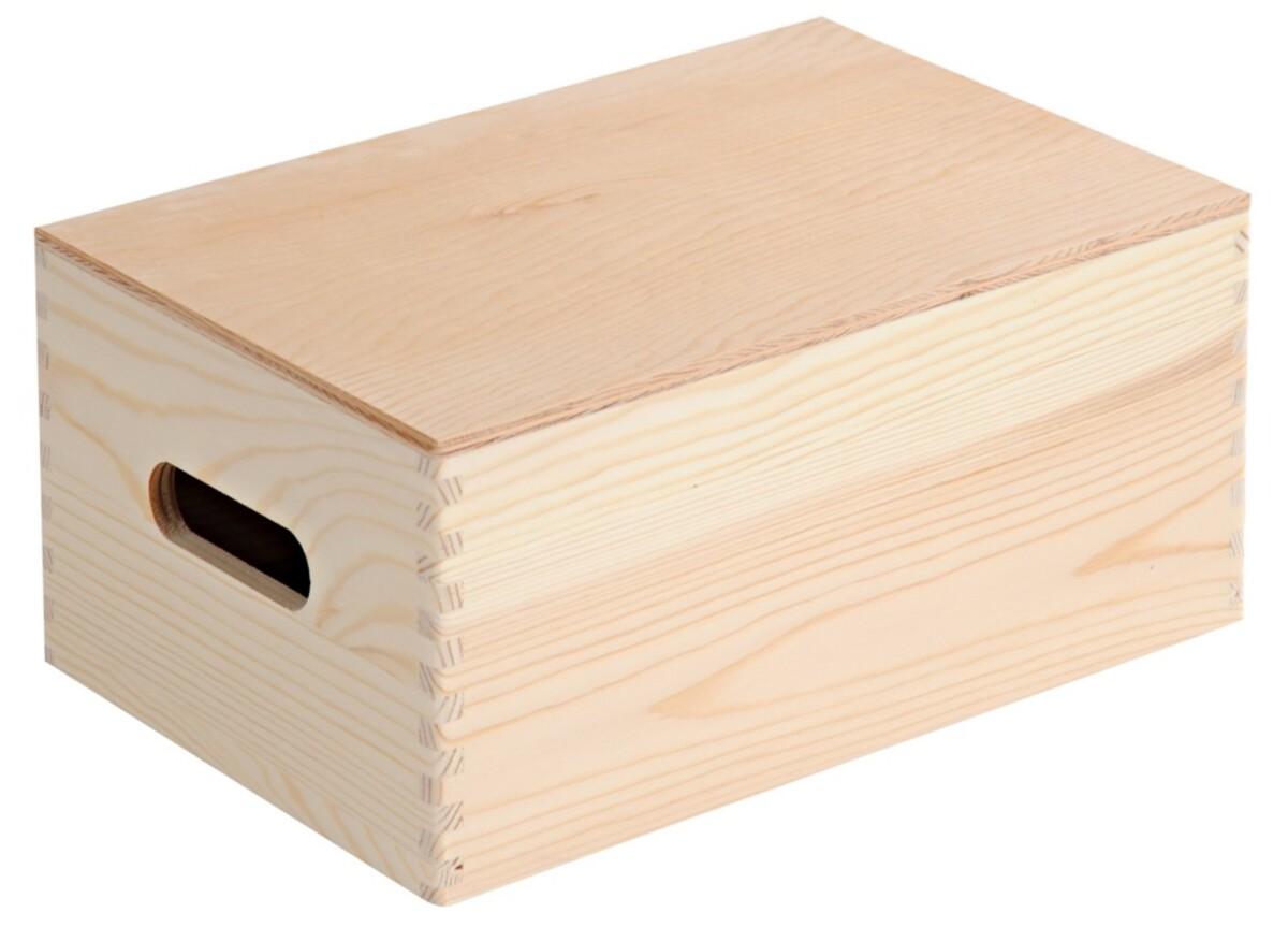 Bild 3 von Kesper Aufbewahrungsbox mit Deckel