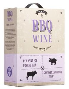 BBQ Wine Cabernet Sauvignon Bag in Box 3 Liter