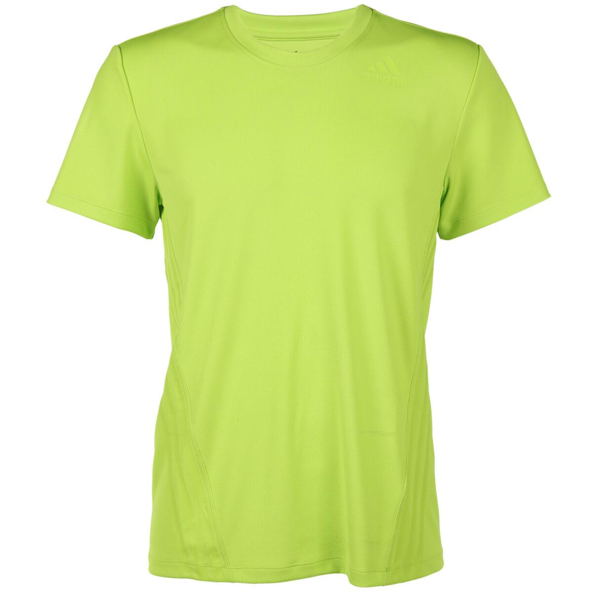 Bild 1 von Herren 3-Streifen Sportshirt AEROREADY