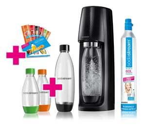 SodaStream Sprudler Easy Vorteilspack