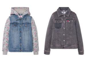 PEPPERTS® Kinder Fashion Jeansjacke Mädchen, mit Baumwolle