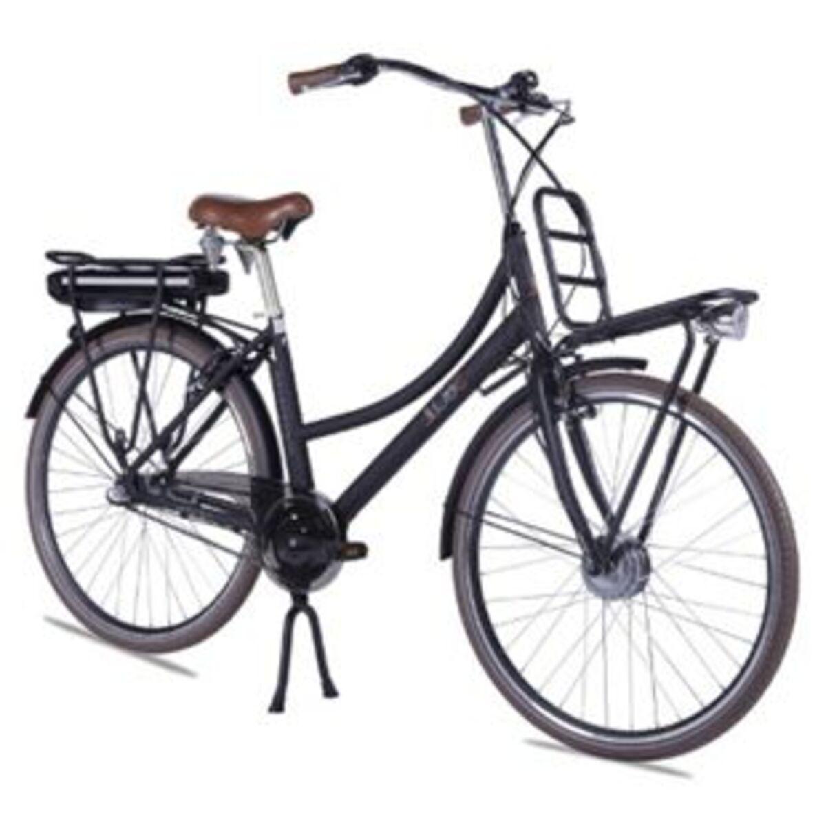 Bild 2 von Llobe Alu Elektro City Bike Rosendaal 2 28 Zoll Lady schwarz 36V/10,4Ah