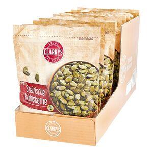 Clarkys Steirische Kürbiskerne 200 g, 10er Pack