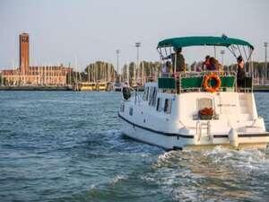 Hausboot - Venetien