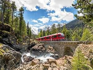 Graubünden- Schweiz-Erlebnisreise
