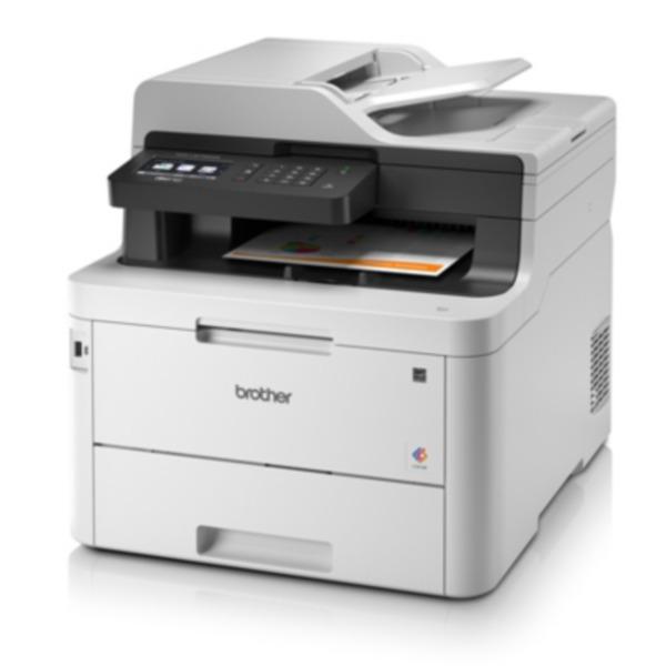 Brother MFC-L3770CDW Farblaserdrucker Scanner Kopierer Fax LAN WLAN
