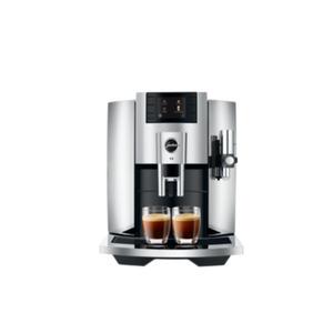 JURA E8 Chrom (EB) Kaffeevollautomat