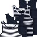 Bild 2 von 4 Jungen Unterhemden in verschiedenen Dessins