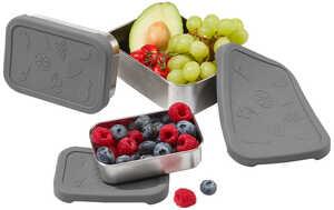 SPICE&SOUL®  Lunchbox-Set eckig