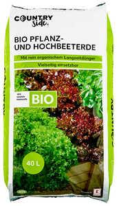 COUNTRYSIDE®  Bio-Pflanz- und Hochbeeterde