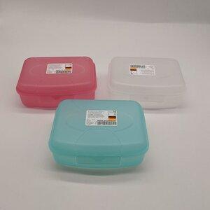 Lunchbox 1,2 l, verschiedene Farben