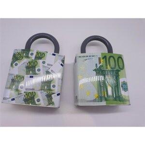 "Spardose ""Schloss"", 100 Euro, verschiedene Motive"