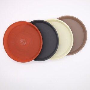 Untersetzer, Ø ca. 16 cm, Polypropylen, verschiedene Farben