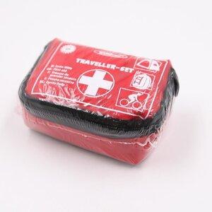 WundMED Erste-Hilfe-Set Notfallset Verbandsmaterial Reise Outdoor 32 Teile