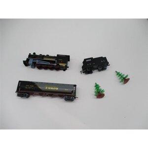 Eisenbahn-Set