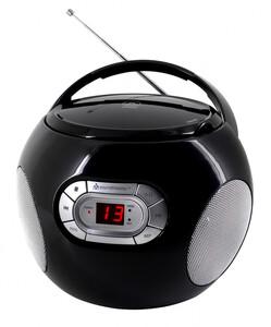 Soundmaster CD-Boombox SCD120 schwarz