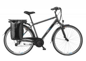 Telefunken Herren-Trekking E-Bike 28'' XT481 Expedition