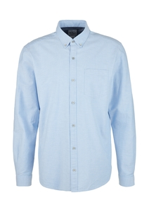 Herren Regular: Hemd aus Chambray
