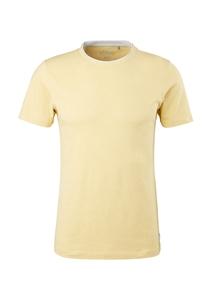 Herren Jerseyshirt mit doppelter Blende
