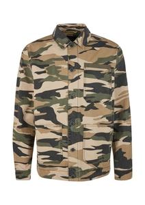 Herren Workwear-Jacke aus Twill