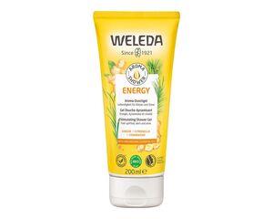 WELEDA Aroma Duschgel ENERGY 200 ml