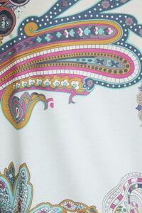 Kurzärmliges T-Shirt Paisley