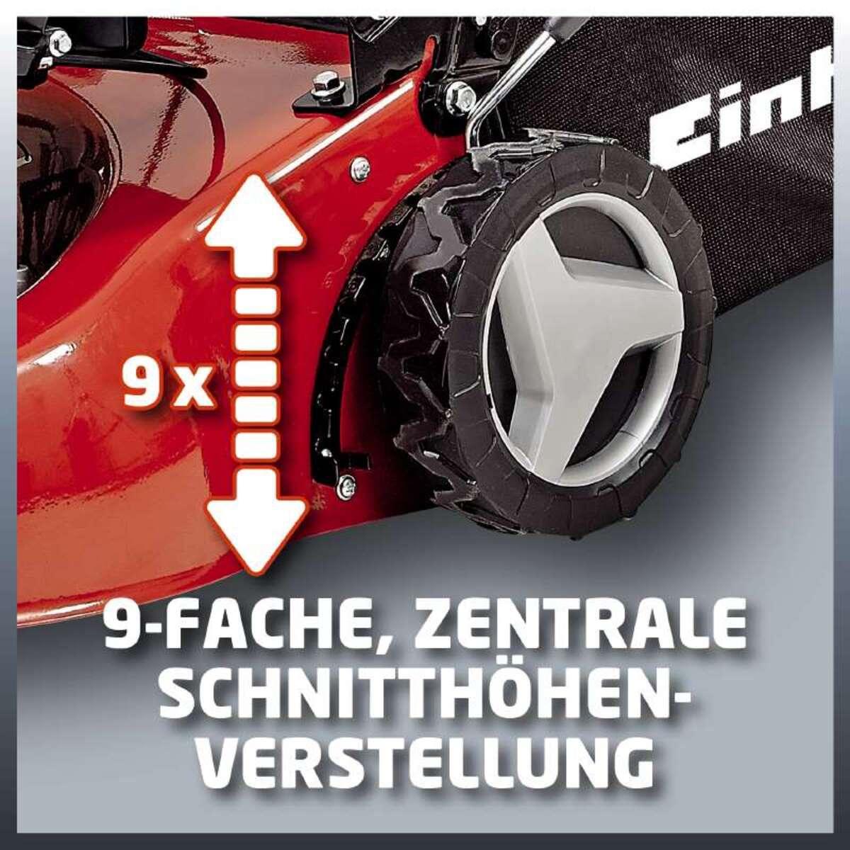 Bild 4 von Einhell Benzin-Rasenmäher GC-BRM 46/1 MS