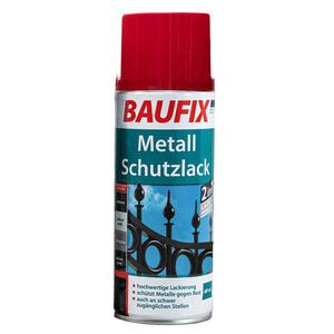 Baufix Metallschutzlack - Rot