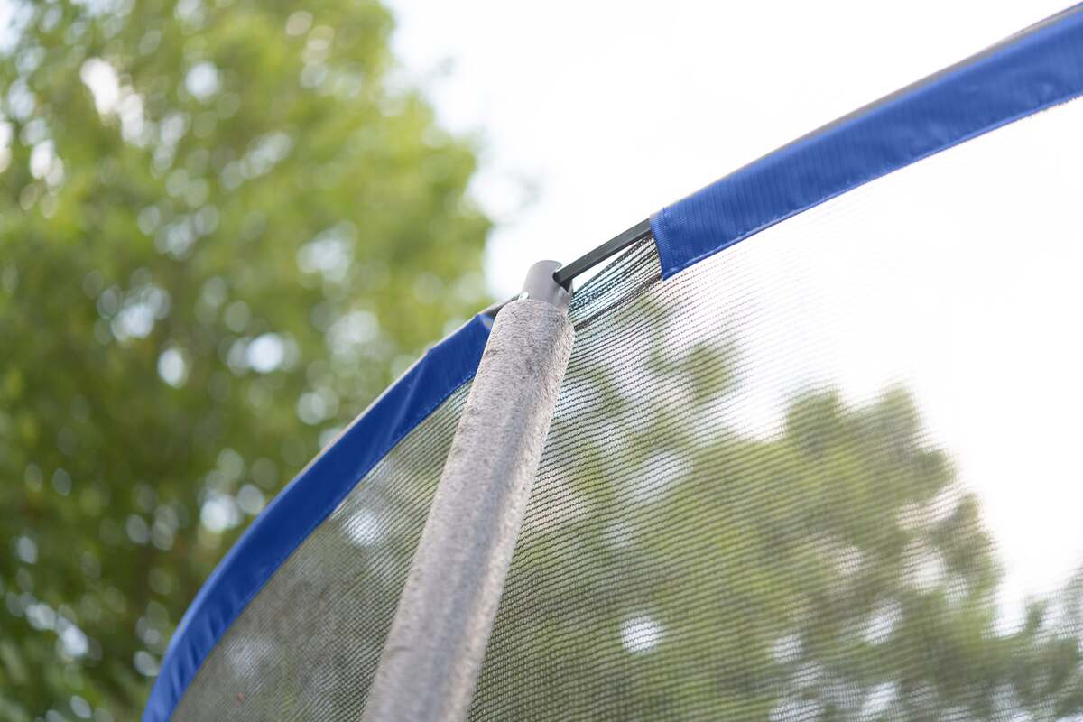 Bild 5 von Sportspower Trampolin Ø305 cm Blau