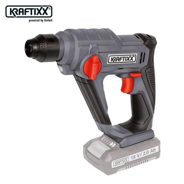 KRAFTIXX Akku-Bohrhammer KX-BH 18 Li-Solo