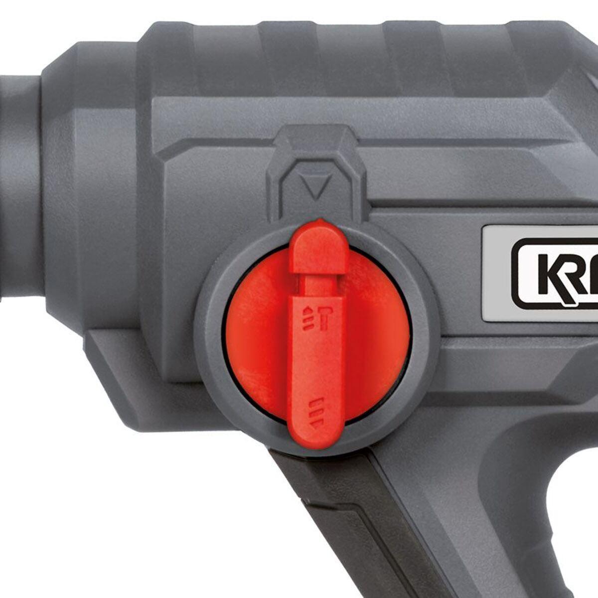 Bild 3 von KRAFTIXX Akku-Bohrhammer KX-BH 18 Li-Solo