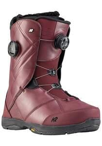 K2 SNOWBOARDING Maysis Boa - Snowboard Boots für Herren - Rot