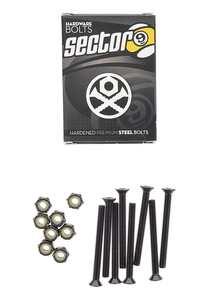"Sector 9 Bolt Packs 2"" Schrauben - Schwarz"