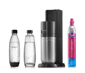 """SodaStream Wassersprudler """"DUO"""" titan"""